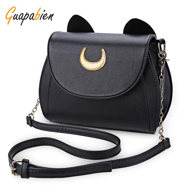 Stylish almost hidden Cat Handbag
