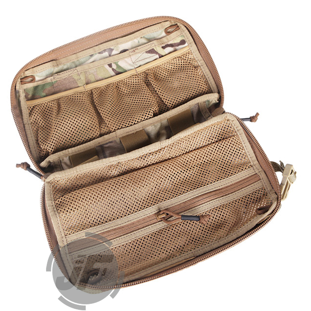 Emerson Tactical MOLLE Modular Accessory Pouch EmersonGear Multi-Purpose Debris Waist EDC Bag Utility Gadget Gear Carrier 4