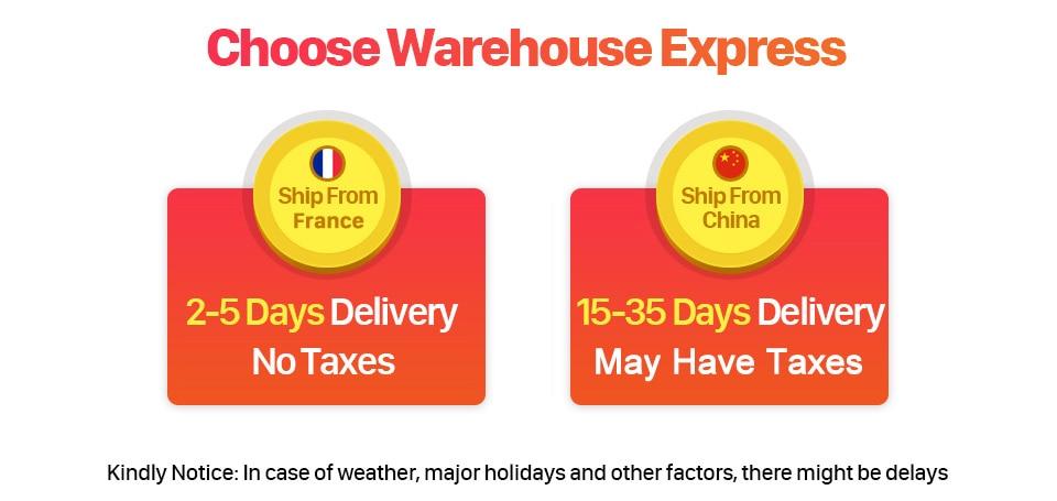 France No tax