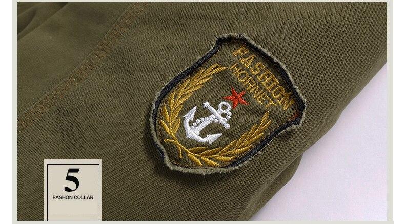 Denim Hiking Jackets Mens Coat (12)