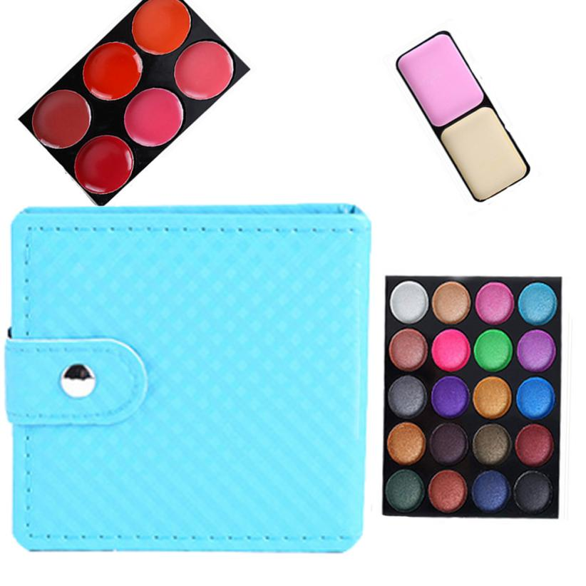 Beauty Essentials Beauty & Health Beauty Lady 32 Color Cosmetic Matte Eyeshadow Cream Eye Shadow Makeup Palette Shimmer Set Sep 23