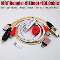 2019 new version MRT Dongle 2 key + for xiaomi 9008 BL unlock cable + UMF All boot cable best configuration