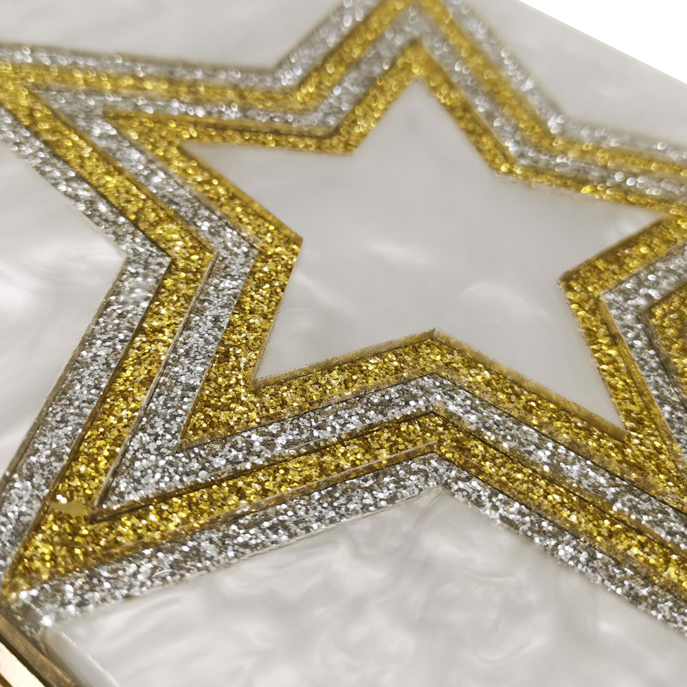 Star Acrylic Bag (24)