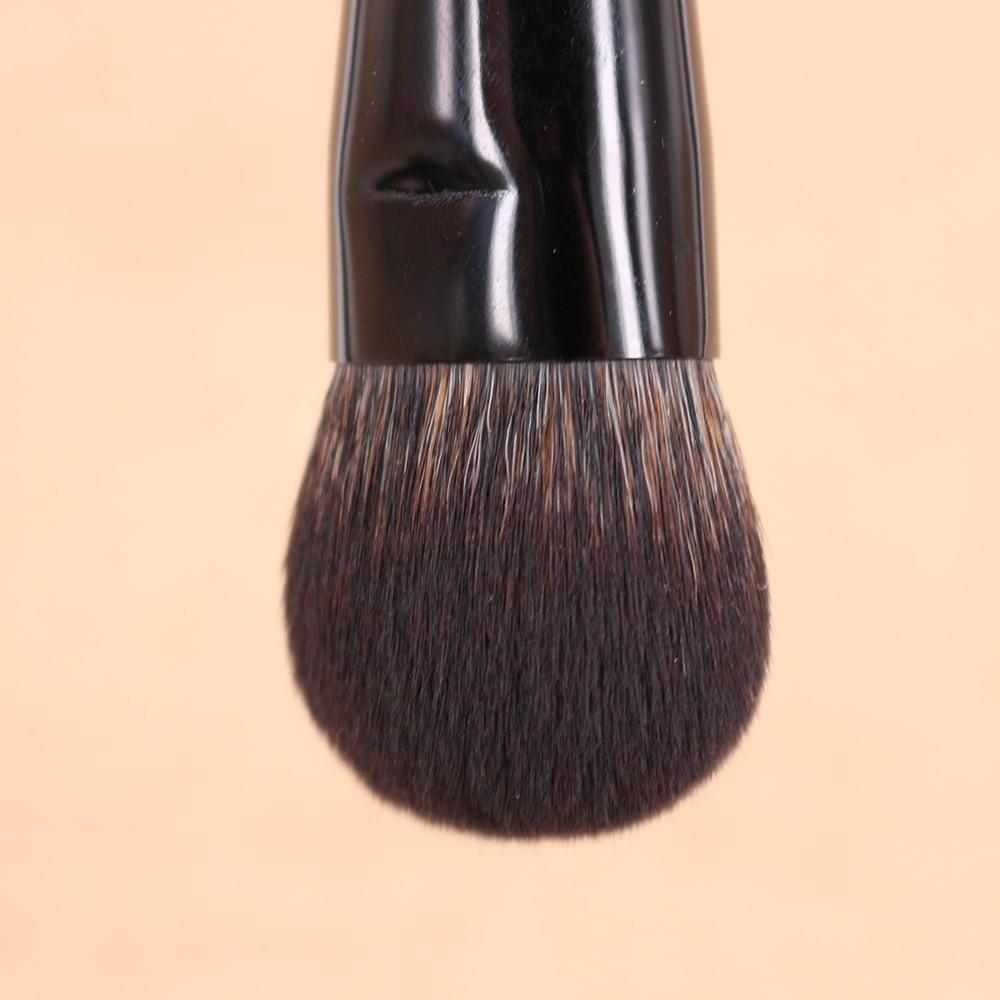 vela.yue Cheek Finish Brush Face Blush Highlighter Contour Blending - Smink - Foto 2