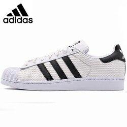 Original New Arrival Adidas Originals SUPERSTAR Men's Skateboarding Shoes Sneakers