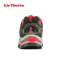 Clorts Trekking Shoes for Men Waterproof Hiking Shoes Suede Leather Men Mountain Shoes Outdoor Shoes HKL-815A/B 3