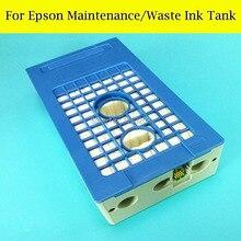 1 unid depósito de residuos de tinta para epson claro color de t3070 t5070 t7070 surecolor t5000 t3000 impresora depósito de mantenimiento de caja