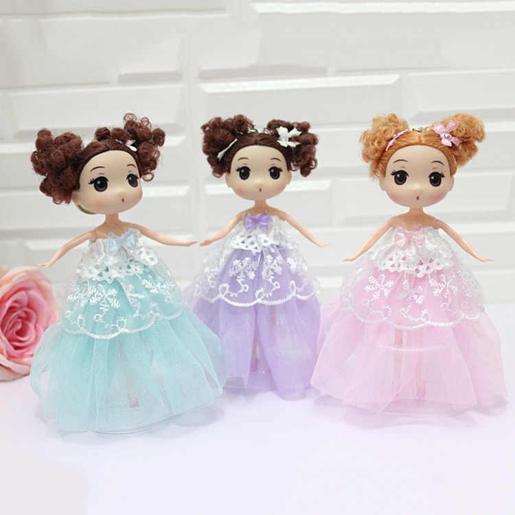 18 см Сказочный патруль Lol Ptes куклы серии 3 силиконовые Reborn Baby кукла плач игрушка для принцессы 5 суставов движущиеся для детей подарок E