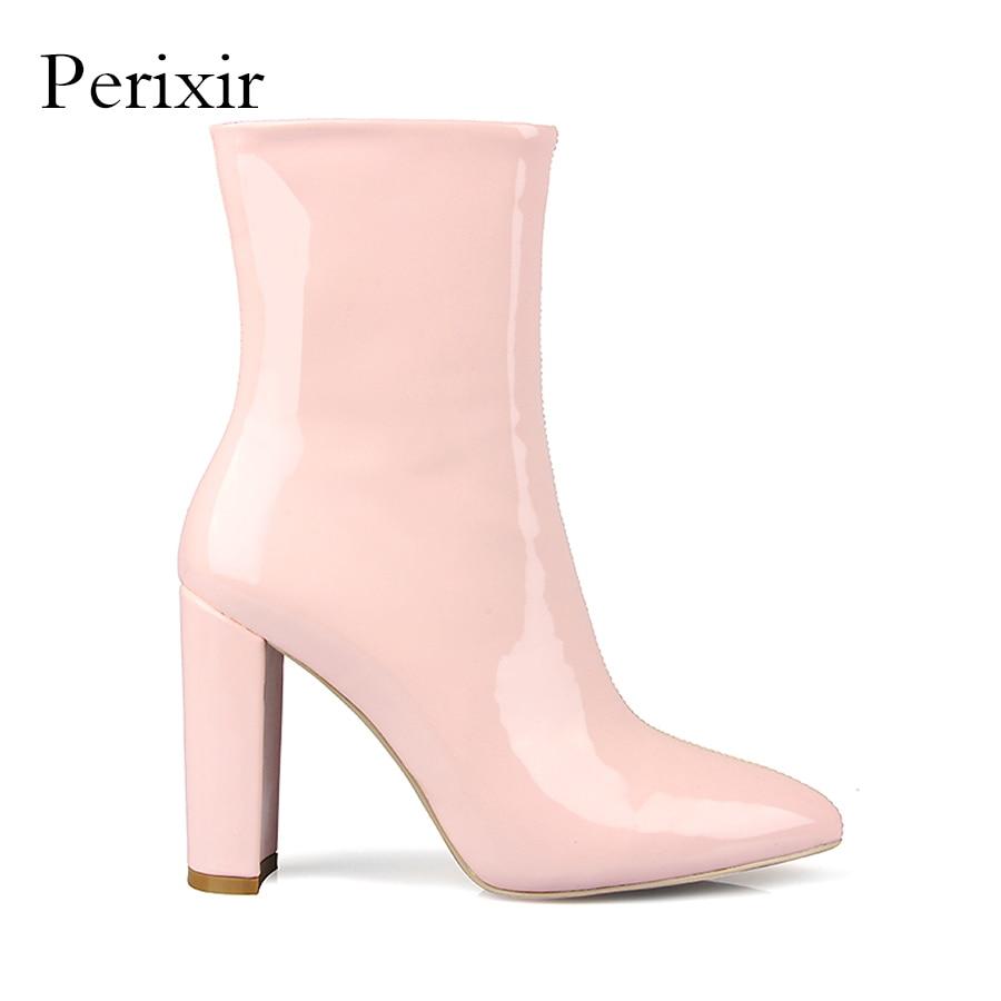 2018 Perixir весенние розовые женские туфли мягкие и удобные