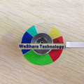 Projector Colour Color Wheel Model For D315 Replacement Color Wheel New