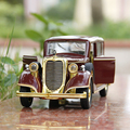 1:32 Alloy car model the last emperor Pu Yi classic cars back to force open metal car toys toys for children