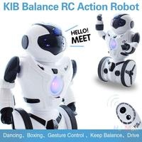 Peradix JXD KiB 2.4GHz Radio Remote Control Intelligent Balance G-Sensor RC Robot Wheelbarrow Dancing BattleToys For Children