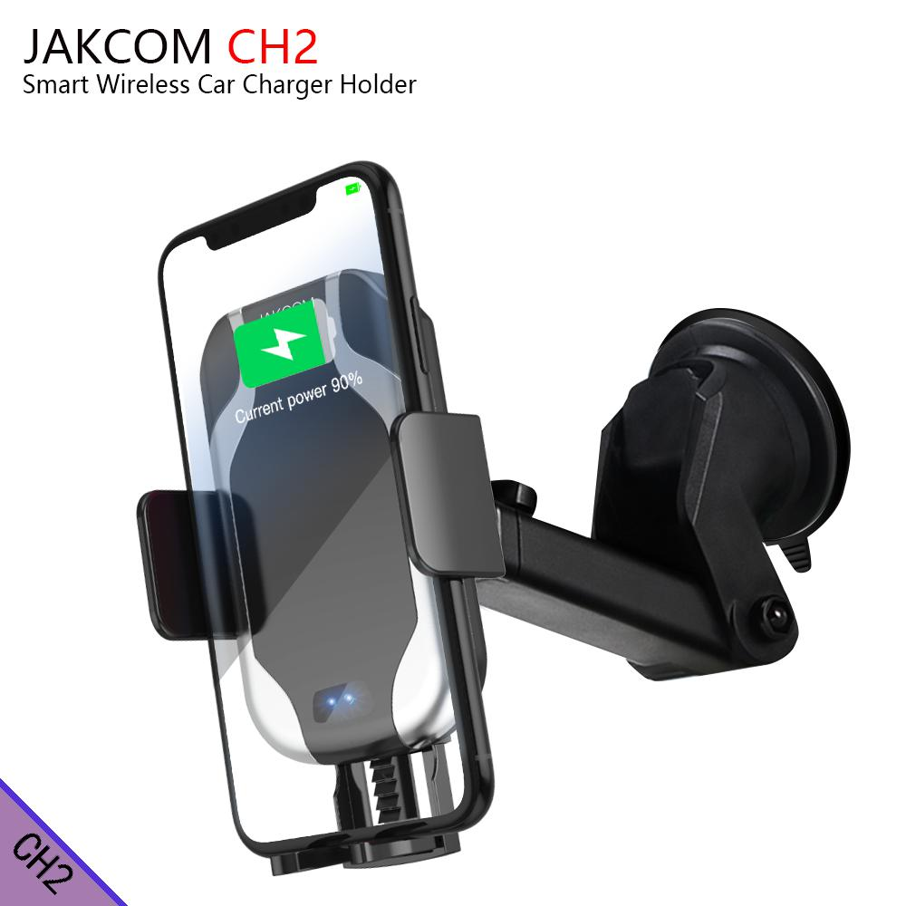 JAKCOM CH2 Smart Wireless Car Charger Holder Hot sale in Chargers as storio chargeur powerbank diy