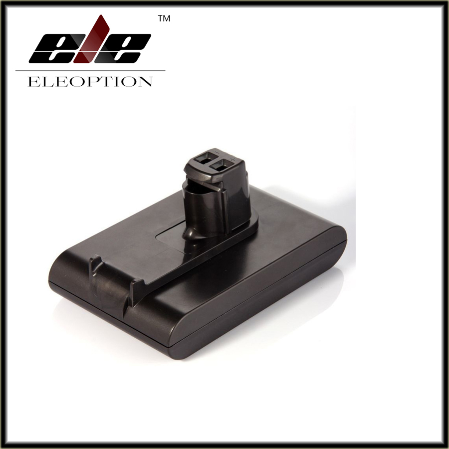 Eleoption 22.2V 2000mAh Li-Ion <font><b>Battery</b></font> for <font><b>Dyson</b></font> <font><b>DC31</b></font> DC34 DC35 Animal Handheld Vacuum Cleaner Free Shipping