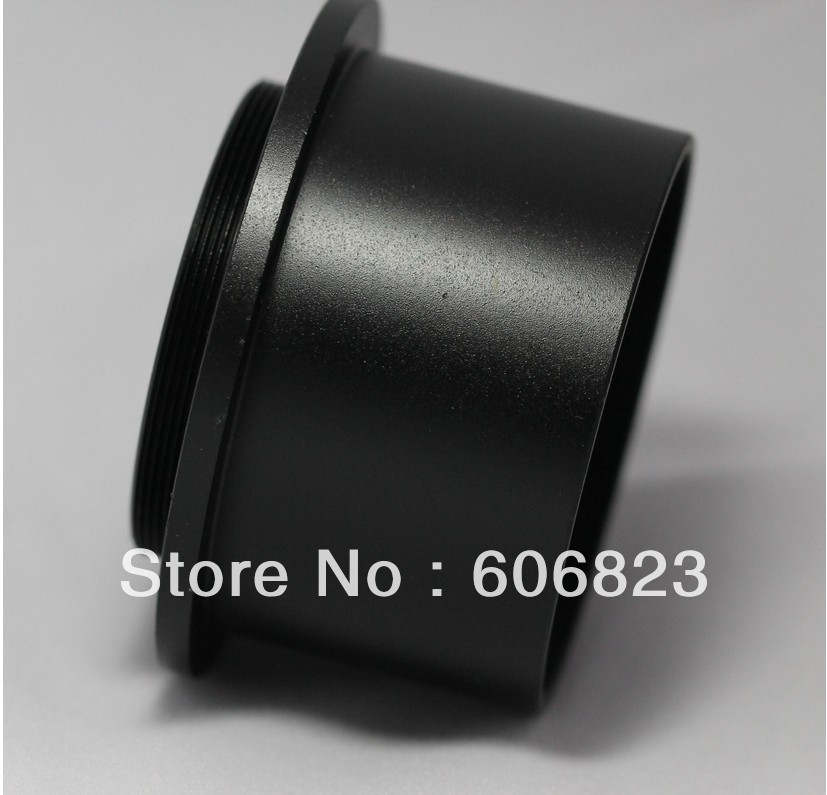 New 2 T T2 Mount Prime Focus Photography nose Adapter for Telescope eyepiece cnscope new 1 25 adjustable extension tube for telescope eyepiece t rings and scope