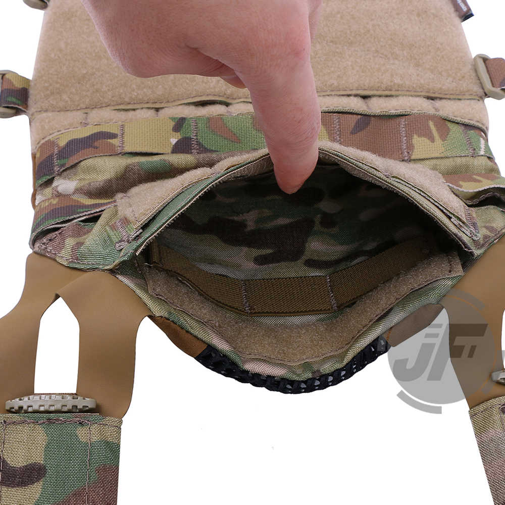Emerson Tactical Molle Jump Plate Carrier JPC 2.0 Lightweight Vest Body Armor