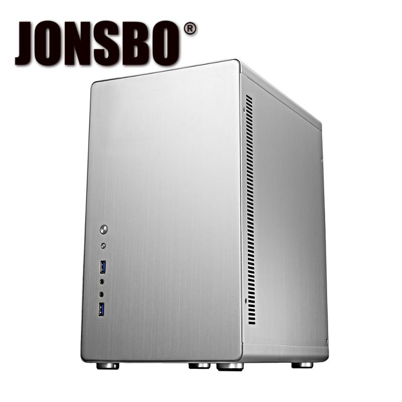 Jonsbo Rm2 Computer Case Htpc Chassis Diy Desktop Pc Case