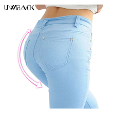 Plus Size 2015 New Arrival Women Pants Slim Candy Colors Sexy Fit Jeans Thin Causal Easy Matching Trousers 20 Colors XB288