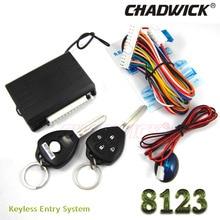 car keys remote blank key Keyless Entry System for Toyota 12V Central lock Locking system foot brake locking CHADWICK 8123