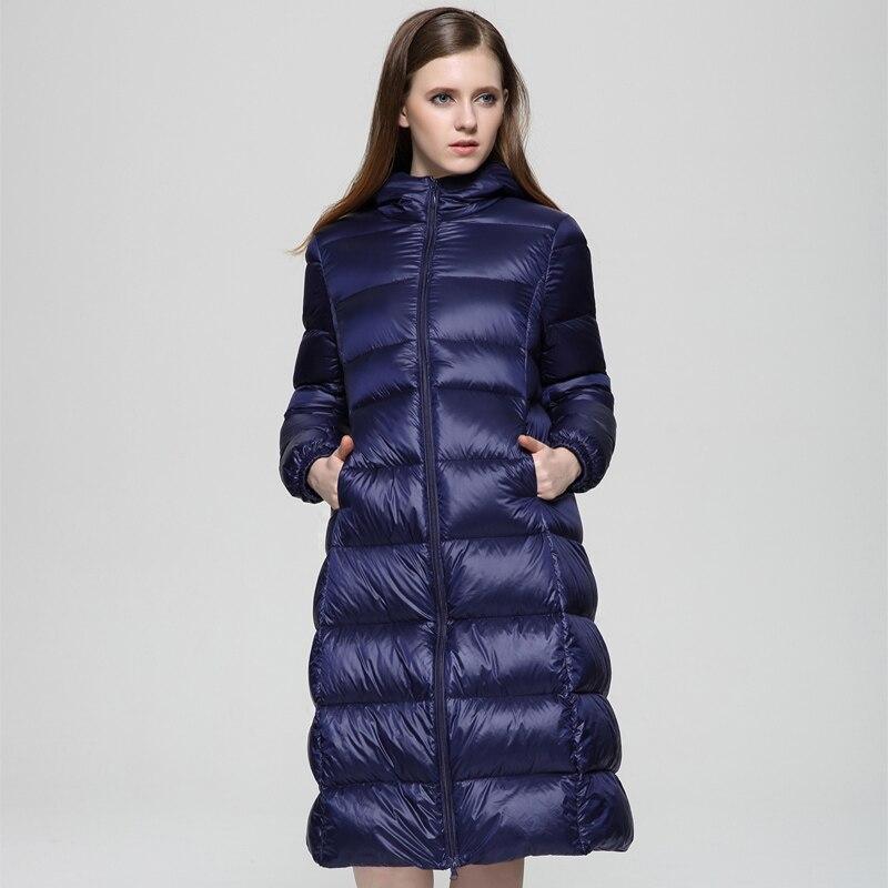 Ladies Feather And Down Coats - Coat Racks