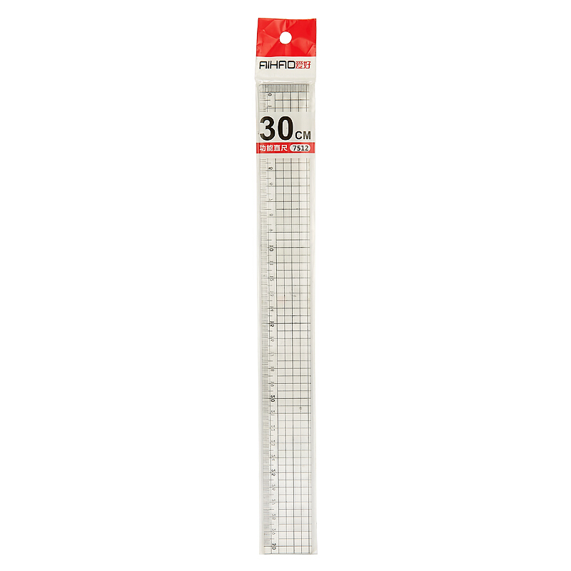 Aliexpress Buy 30cm Rulers Stationery Drawing Template School
