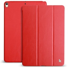Jisoncase for iPad Air 10.5 Case Microfiber Back 3 2019 Smart Tablet cover Funda