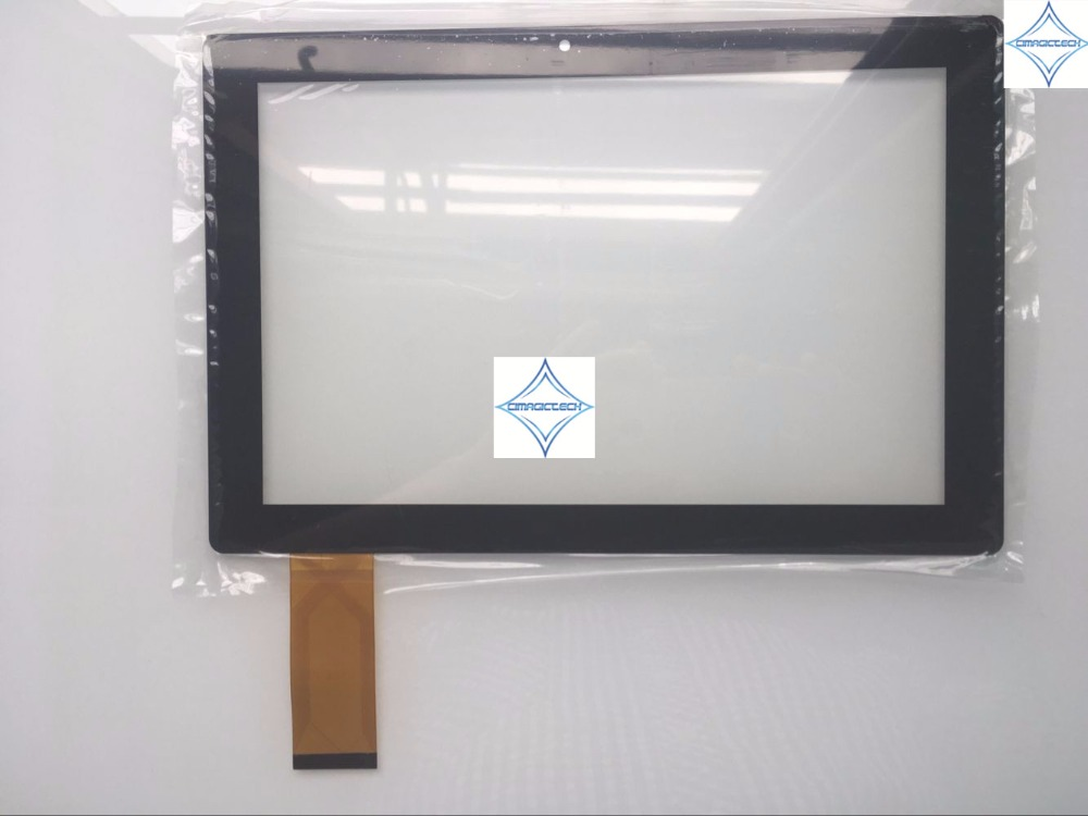 new 10 1 inch tablet Touch Screen capacitive Digitizer panel glass lens LH3066 101 85V02 101