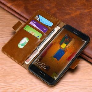 Image 3 - Huawei 社メイト RS 20 10 9 プロ革ケースヴィンテージ財布オートスリープ/ウェイクフォリオフリップカバーキックスタンド機能カードスロット