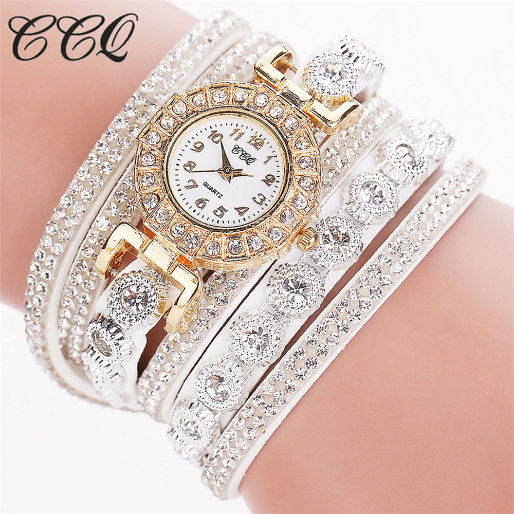 Fashion Women Watch Bracelet Watch limited time promotion Free shipping Women  Casual Analog Quartz Watch(China)