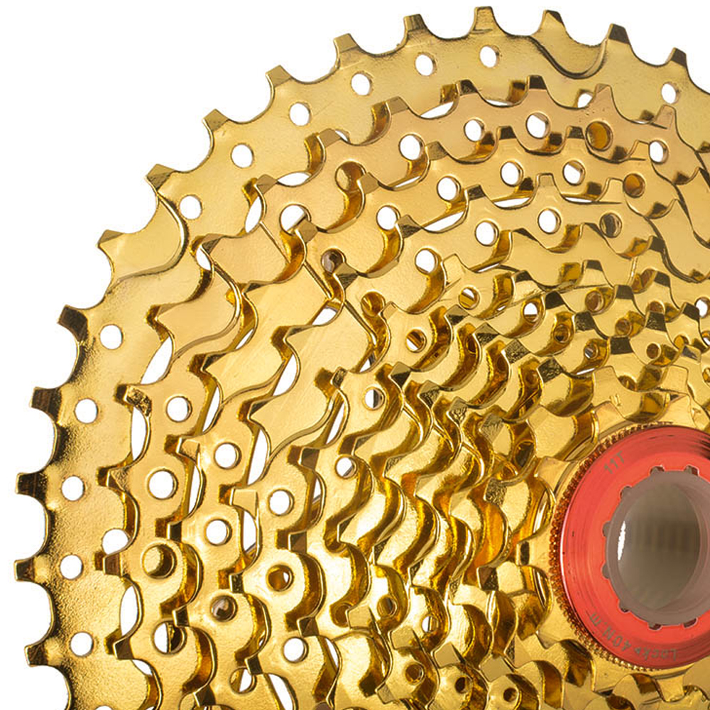 Gold-Golden-MTB-Cassette-11-Speed-Flywheel-cycling-11S-11-42-T-Cheap-for-shimano-sram (1)