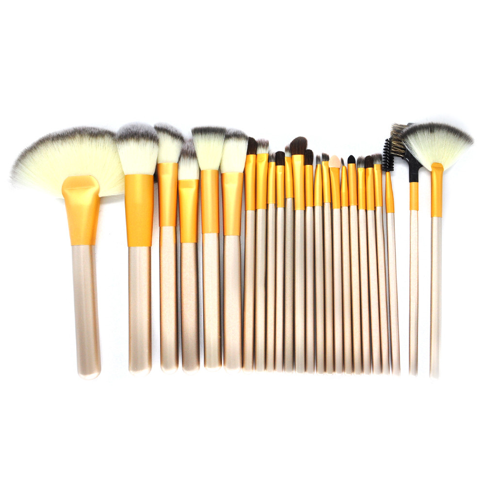 2018 NEW 121824 Pcs brochas maquillaje profesional brocha Makeup Brush Set Professional Face Eye Shadow Eyeliner Foundation #8