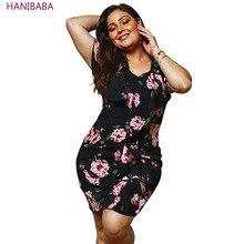 New Flower Dress Short-sleeve Ruffle Lace Chiffon Black Women Plus Size Sexy Party Night Casual Office Female 4XL