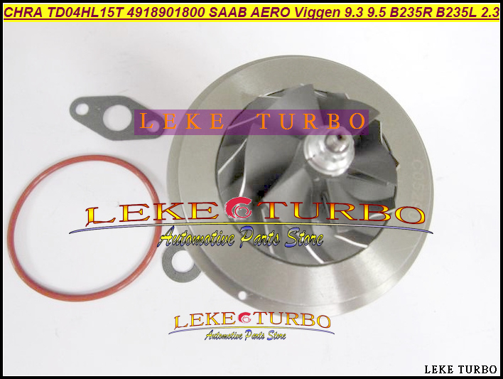 Turbo Cartridge CHRA Core TD04HL-15T 49189-01800 49189-01830 For SAAB AERO Viggen 9-3 9-5 9.3 9.5 2.3L 99-2002 B235R B235L 230HP