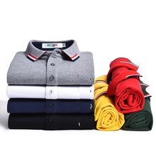 DZYS Mens Fashion Polo Shirt New for Men Male 3221