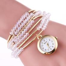 Splendid Fashion Leisure Bracelet Watches Women Casual Elegant Quartz Ladies Watch Crystal Diamond Wrist Watch Gift Reloj Mujer