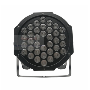Image 2 - Led Par Licht 36X3W Dj Led Rgbw Par Verlichting Rgb Wash Disco Licht Dmx Controller Effect Voor kleine Paty Ktv Podium Verlichting