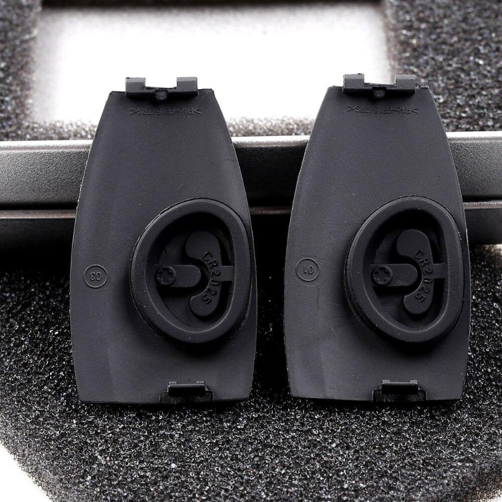 2 Métal Apple Arbre Badge Clé Shell pour Mercedes-Benz S250, S300L, S320L, S350, S400L, S500L, S600L, S Classe AMG Clé Couvercle De Renovation