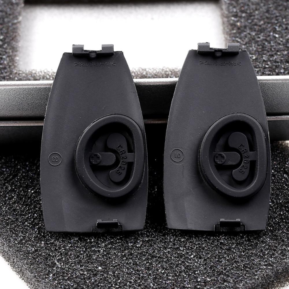 2 Metal Apple Tree Badge Key Shell for Mercedes-Benz S250, S300L, S320L, S350, S400L, S500L, S600L, S Class AMG Key Cover Refit