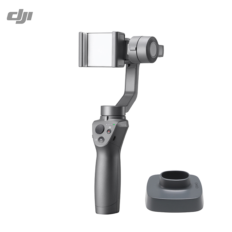 DJI Osmo Mobile 2 Handheld Gimbal 3 Axis Handheld Gimbal Stabilizer Phone Stabilizer for iPhone 8X