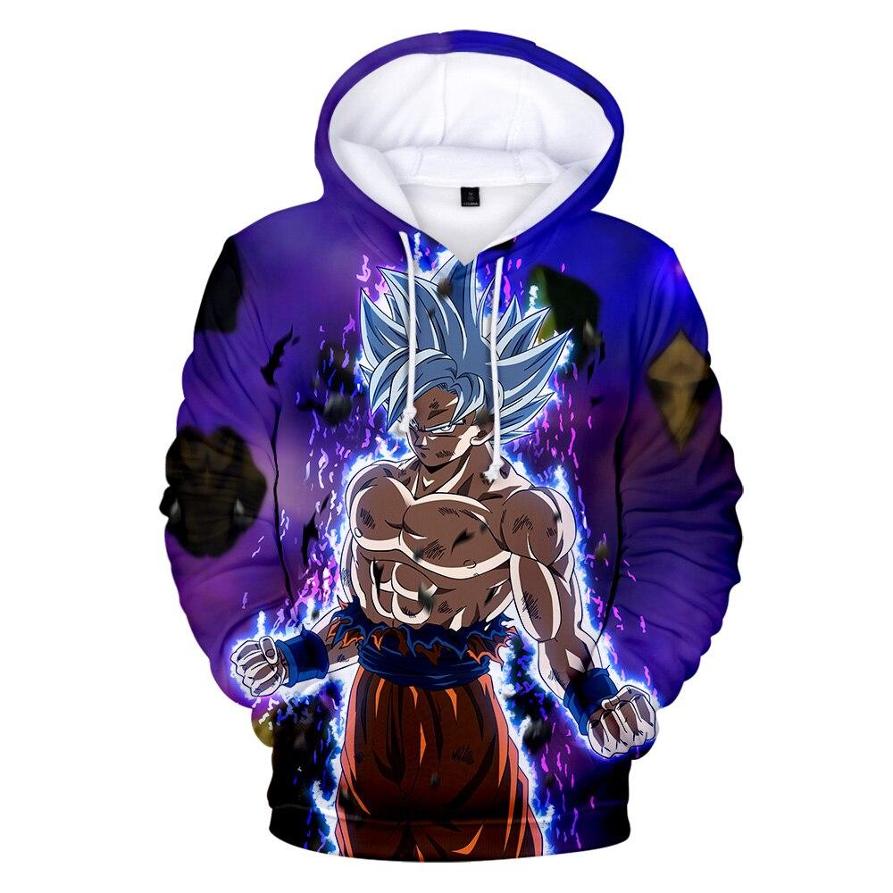 Dragonball Z Goku Streetwear Men/Women 20