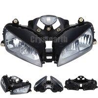 Motorcycle Front Headlight For Honda CBR600RR F5 2003 2004 2005 2006 CBR 600RR 600 RR 03 06 Headlamp Lighting Lamp Assembly Kit