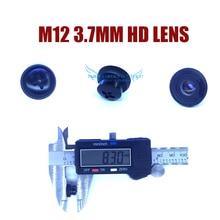 HD M12-3.7MM CCTV MINI lens for cctv video surveillance MINI camera CCD/CMOS/IPC/AHD IP Camera DIY Module Free shipping