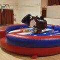 Механический аттракцион Rodeo Bull  надувной механический Булл для парка атракции