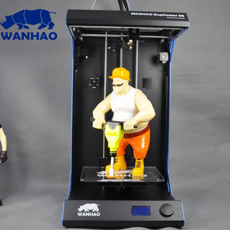 New arrival Wanhao Duplicator 5 3d FDM printer for industrial use