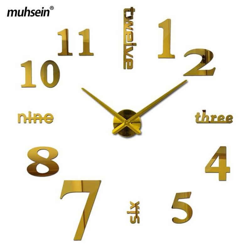 2018 ρολόγια χαλαζία ρολογιών μόδας - Διακόσμηση σπιτιού - Φωτογραφία 3
