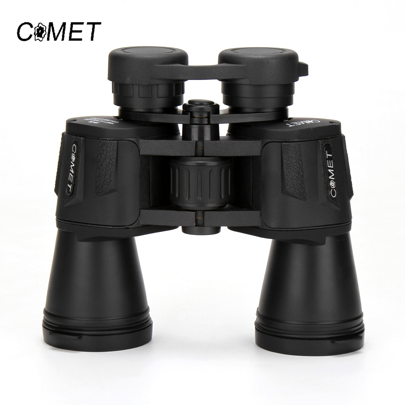 High Quality Brand 20X50 HD waterproof portable optical binoculars telescope hunting telescope tourism outdoor sports eyepiece eyeskey 10x42 portable binoculars camping hunting telescope waterproof night vision tourism optical outdoor sports