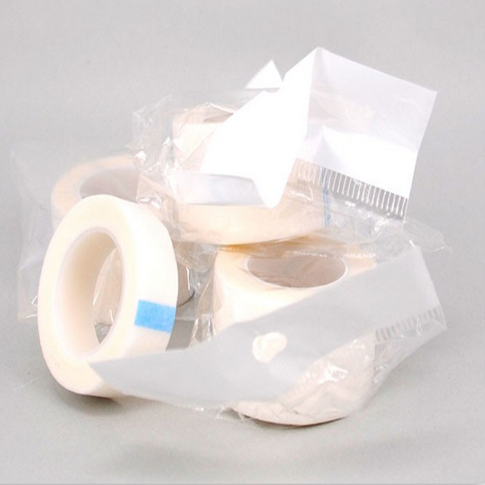 5 Pcs Free Shipping Medical Tape for Eyelash Extension Tools Soft Feeling Under Eye Pad