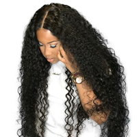 Full Lace Wigs Human Hair With Baby Hair 250% Density Brazilian Wig Glueless Pre Plucked Full Lace Human Hair Wigs Prosa Remy
