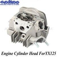 Motorcycle Engine Cylinder Barrel Head for YX125 125CC Atv Bike OEM