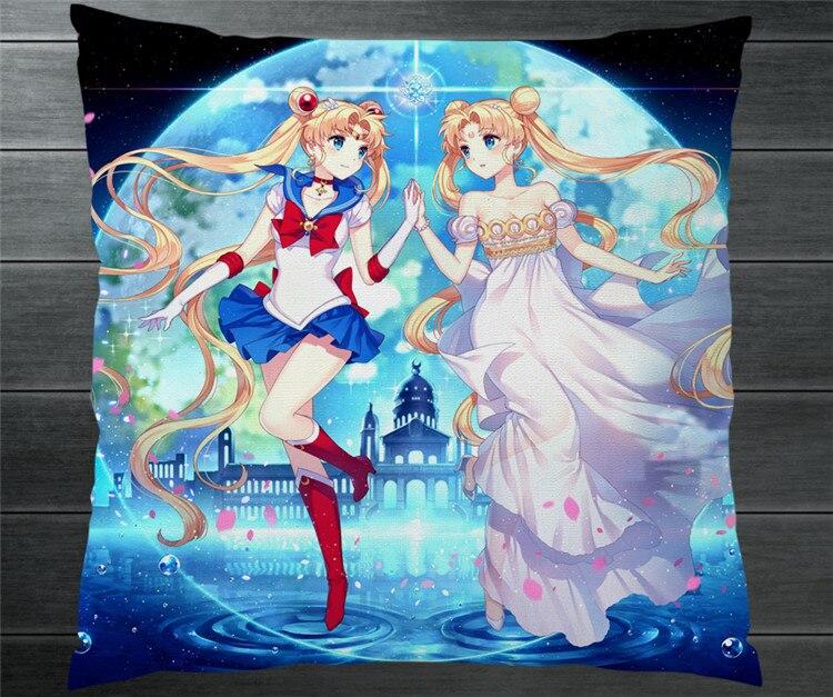 Anime Sailor Moon Tsukino Usagi Princess Serenity PVC Figure Decor Gift
